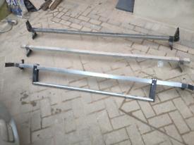 Transit van roof racks