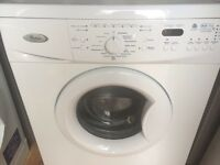 Whirlpool washing machine 7kg 1600rpm FREE LOCAL DELIVERY AND FITTING