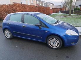 Fiat punto 1.2 spares repair