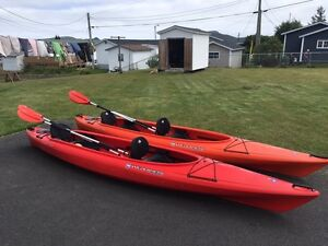 Wilderness Systems Pamlico 135t  Kayaks