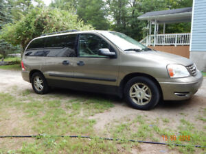 2006 Ford Freestar GLE Minivan, E TESTED RELIABLE ONLY 132800K