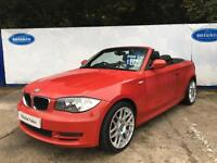 2010 60 BMW 118 2.0TD 2009MY D SE Convertible