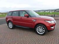 Land Rover Range Rover Sport Sdv6 Hse Estate 3.0 Automatic Diesel