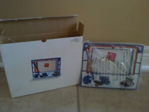 Brand new in box Russ Decorative Hockey picture frame photo London Ontario image 1