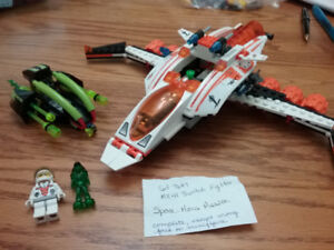 Lego Mars Mission Switch Fighter