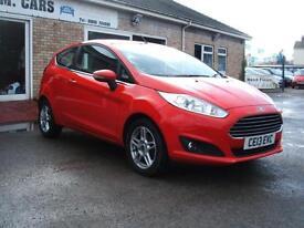 2013 Ford Fiesta 1.5TDCi Zetec 3d **41k / NEW MOT**