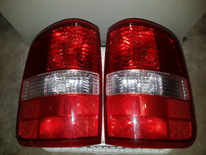 Taillights for 2004-2008 Ford F-150 Styleside