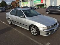 BMW 528i M-SPORT E39 FSH 2 OWNERS FROM NEW SPARES/REPAIRS
