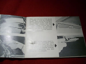 1955 Chev, Buick, Olds, Pontiac, Cadillac convertible guide Peterborough Peterborough Area image 3