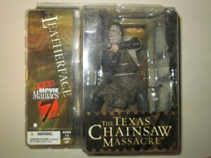 Cadeau Noel: Figurine Leatherface (Massacre à la tronconneuse)