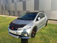 Honda civic SE I -vtec 1.8 petrol 6 door hatchback