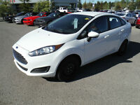 2014 Ford Fiesta S Sedan with winter tires!