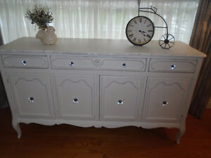 Malcolm French Provincial Side Board.