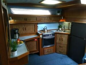1987 SEA RAY 390 Express Cruiser Kitchener / Waterloo Kitchener Area image 2
