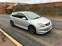 2006 Honda Civic 2.0 i-VTEC Type R Hatchback 3dr