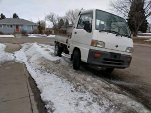 Mini Truck Subaru