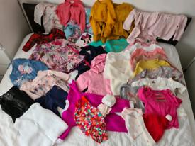 Baby girls bundle 9-12 (Ted Baker, Mayoral, Monsoon, Next...)