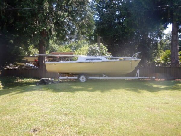 Used 1979 Other McGregor 24 foot