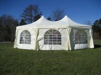 FREE Shipping on brand new 16' X 22' Marquee Party Tent