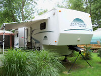 Ideal Retirees Camper's Dream Package