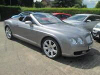2008 Bentley GTC Convertible 6.0 1 Owner Full Bentley History
