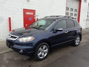 2008 Acura RDX Turbo AWD ~ Heated leather ~ Sunroof ~ $10,800