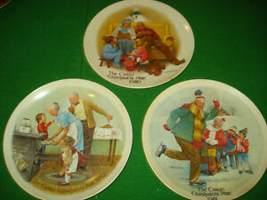 collectalble plates