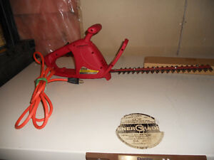 Hedge Trimmer Electric