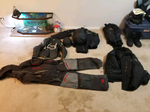 Snowmobile/motorcycle gear