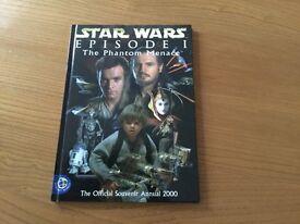 Star Wars Episode 1 Annual 2000