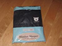 2 Brand new, wonder kids blanket sleeper. Size 2T