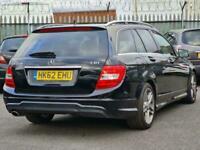 2013 Mercedes-Benz C Class 2.1 C220 CDI AMG Sport 5dr Estate Diesel Manual