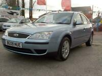 2005 Ford Mondeo 2.0 TDCi SIII LX 5dr