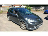 Peugeot 207 SW 1.6HDi Outdoor Station Wagon***FSH***RUGGED LITTLE DIESEL***