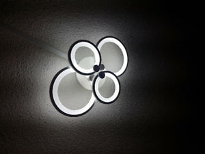 LED decorative light fixture, perfect for lighting up any area!