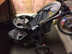 Baby Trend 3 Wheeled Stroller