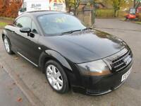 AUDI TT COUPE 1.8 180 BHP ONLY ONE OWNER FROM NEW STUNNING