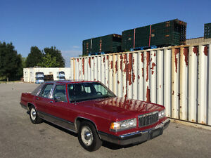 Low Mileage Grand Marquis LS For Sale
