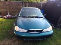 1998 Ford Contour Sedan