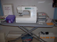 Kenmore sewing/embroidery machine
