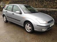 Ford Focus 1.6i 16v 2003MY Zetec