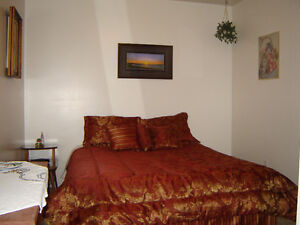 Furnished Apartment for Rent at Manitou Beach.