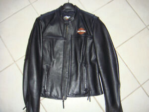 Harley Davidson Women's leather jacket