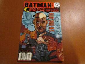 BATMAN comic #605