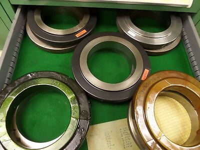 "4/"" SOLD BY EACH 4.9999/"" Bore Gage Setting Ring master gages"