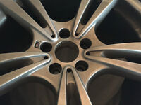 BMW X5M - SUMMER TIRES AND RIMS PACKAGE