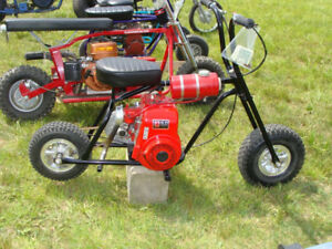 Mini/pit bike, go kart parts wanted