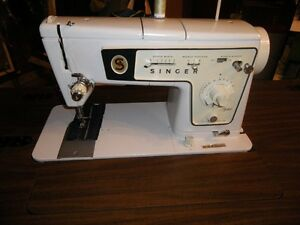 Special Zig-Zag Sewing Machine By Singer