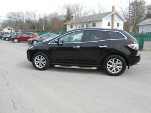 2009 MAZDA CX-7 5 DOOR SUV,2 YEAR WARRANTY INCLUDED