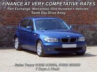 BMW 118 2.0TD 2005MY d Sport
